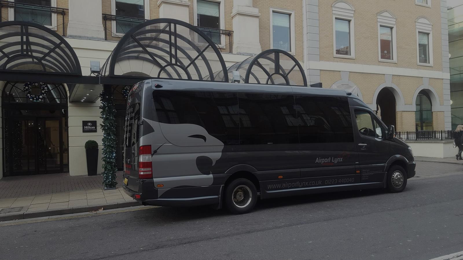 Image of a minibus
